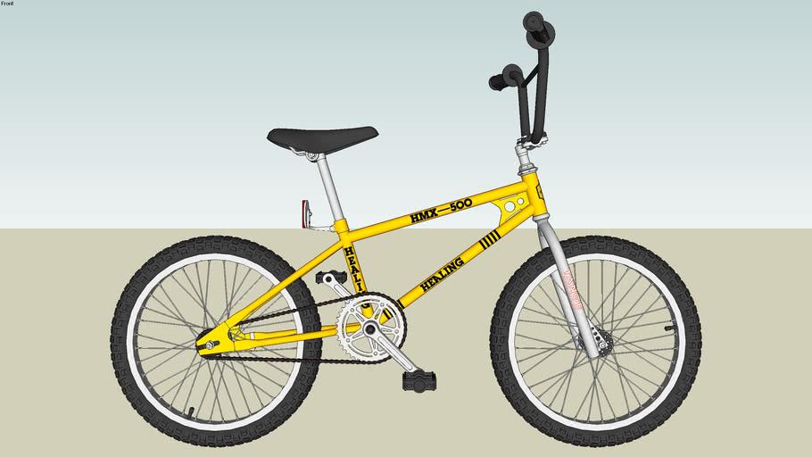BMX Bike Old School