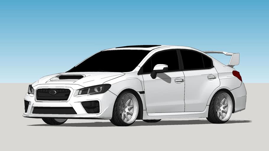 2015 Subaru - Impreza WRX STI