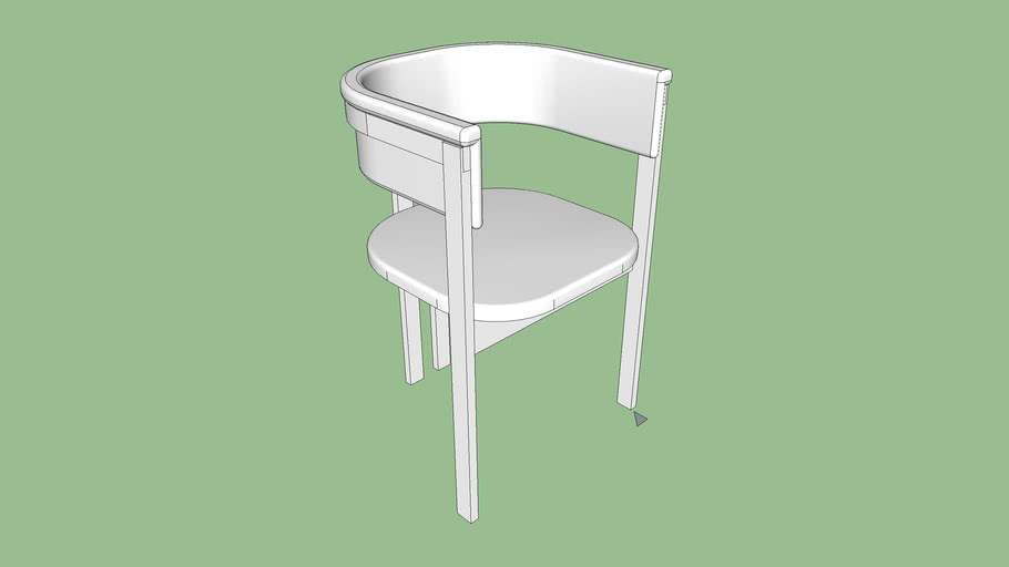 Dining contemporary chair
