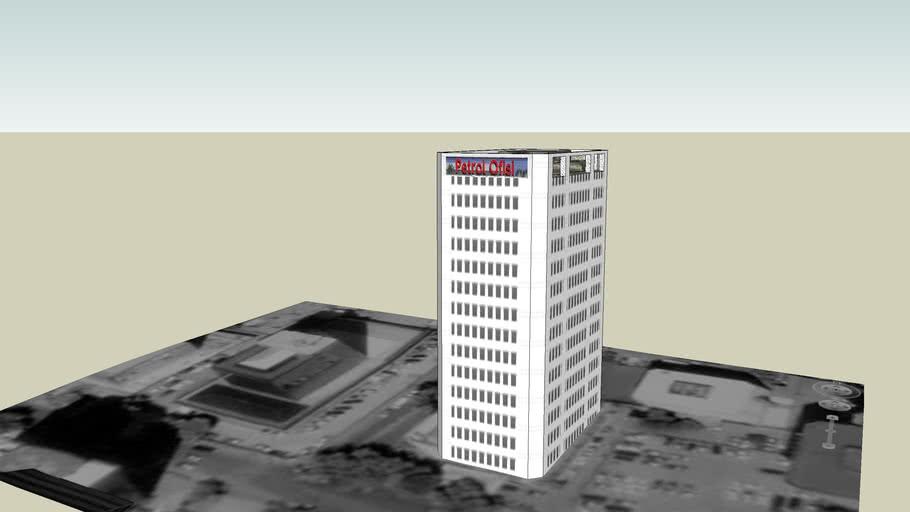 Petrol Ofisi Building