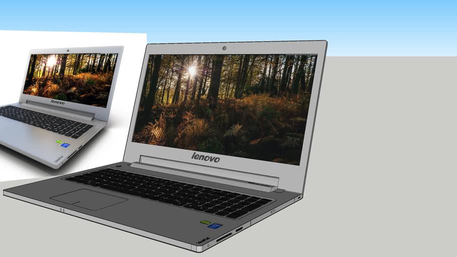 Laptop lenovoz510