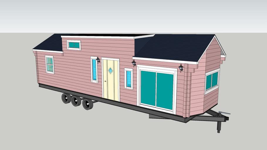 satoh log mobile home