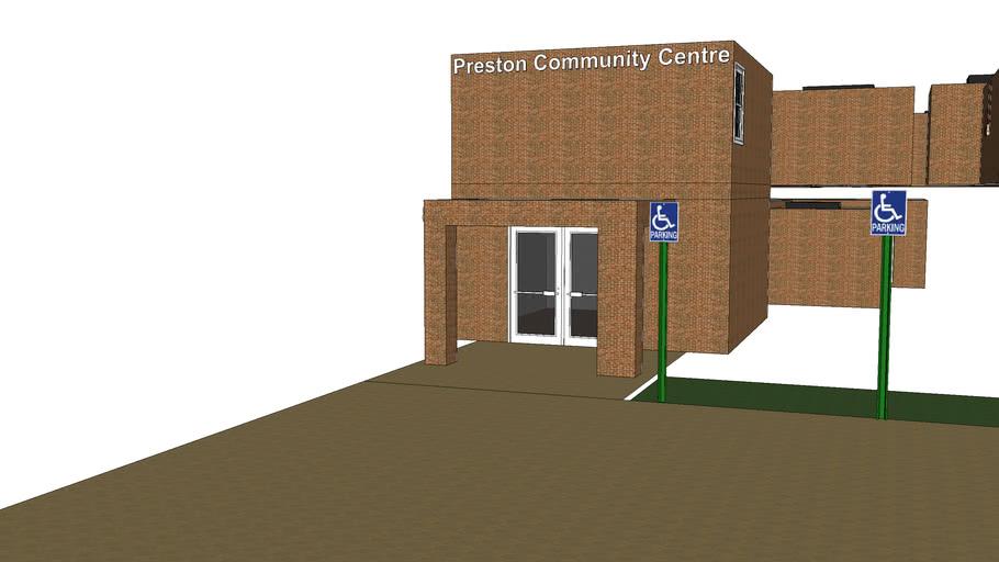 Preston Community Center Fully Loaded