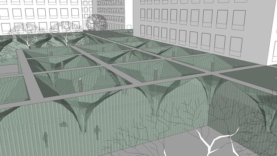 cubierta plaza vitro