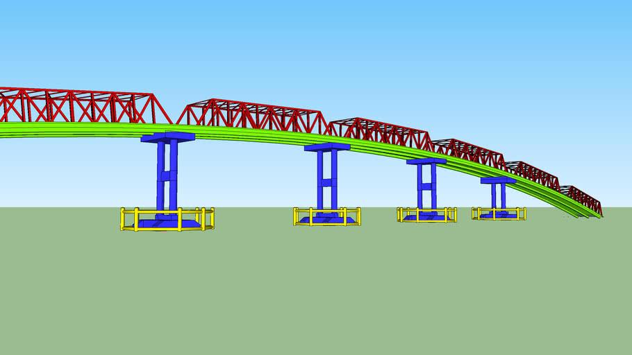 Jembatan Tol Kapuas - Pontianak