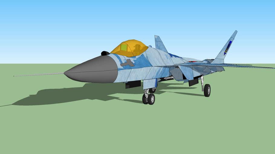 Promising multipurpose fighter 2