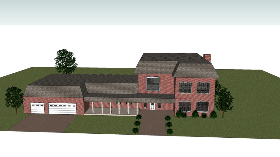 "House Design ""Heinrich Model"""