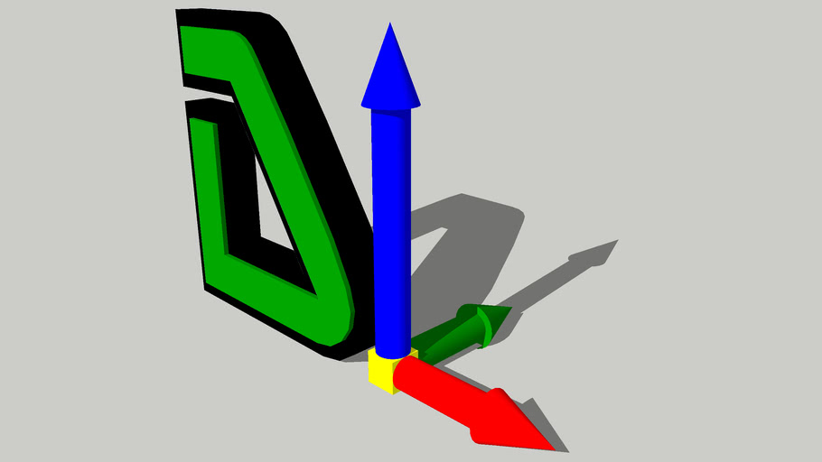"The ""Digital Lafayette"" Logo"