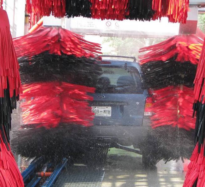 Car Wash Systems and Equipment