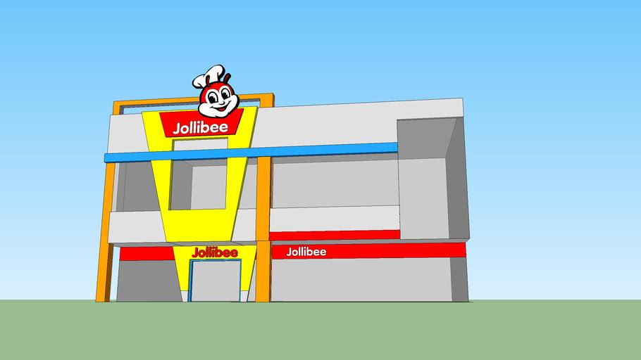 Jollibee Branch Facade (1998-2006)