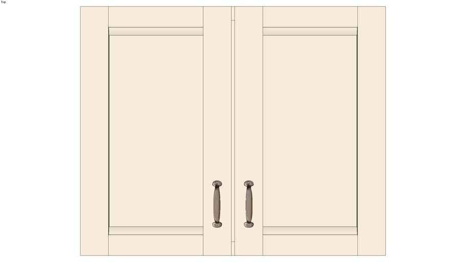 Wall Refrigerator 27Hx24D