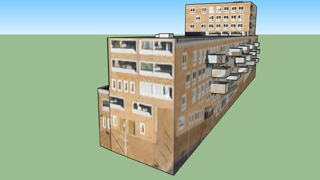 Bâtiment situé 2583 XL La Haye, Pays-Bas