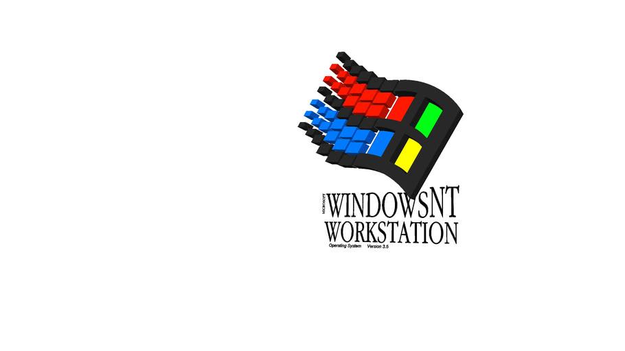 Windows Logo (NT WorkStation)