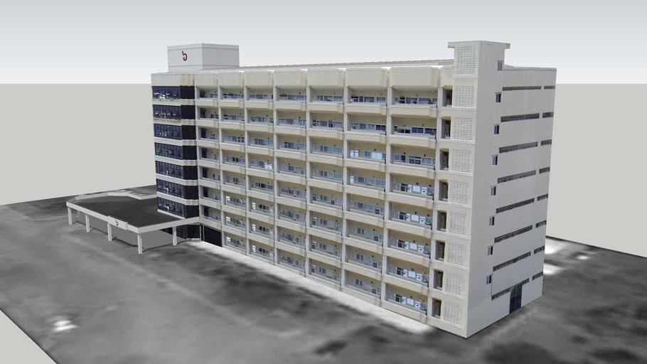 Royal Thai Supreme Command, building 6