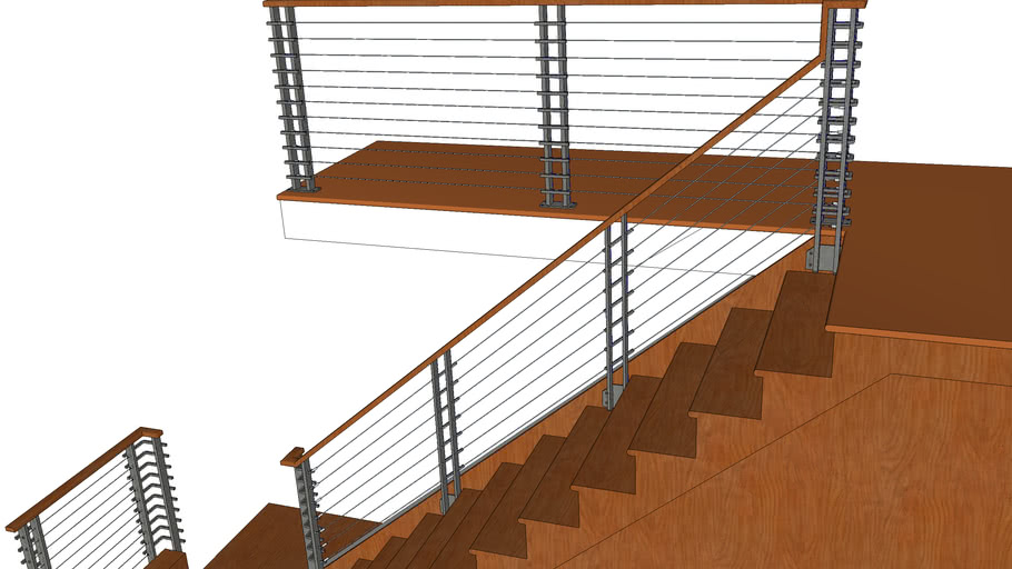 Tokyo Style Stair Railing Project