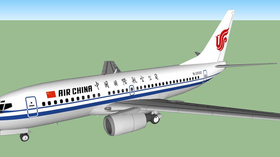 Air China (2006) - Boeing 737-3J6