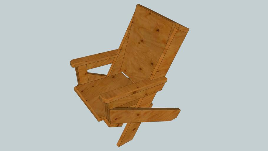 Cadeira pic nic