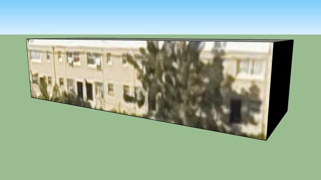 此建築物位於 邁阿密, FL, USA