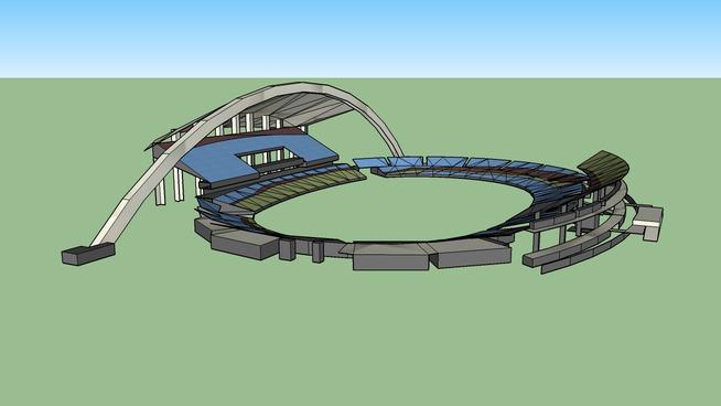 Estadio Olimpico General de División José Antonio Anzoátegui