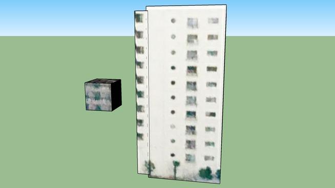 Edificio en 〒980-0023