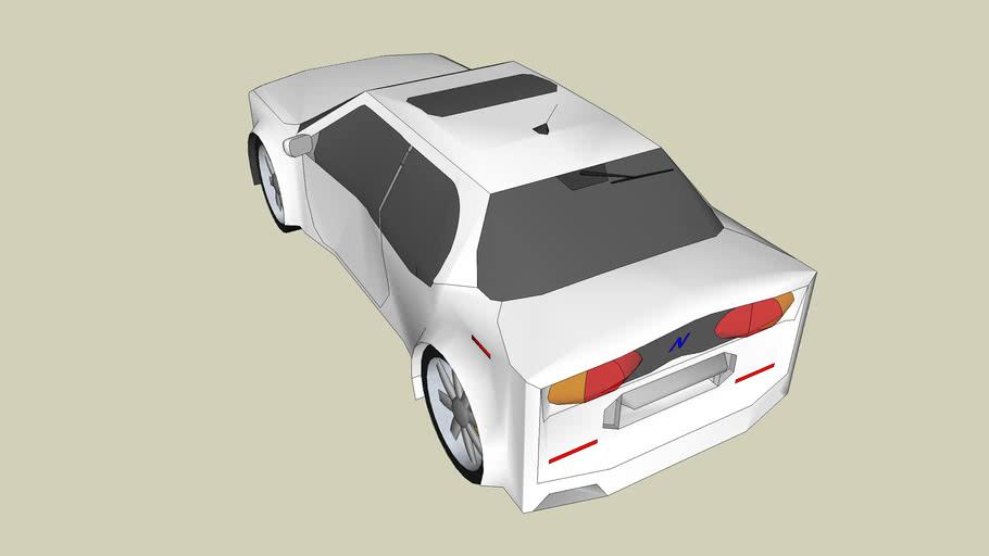 NTC Inverse Coupe (E21)