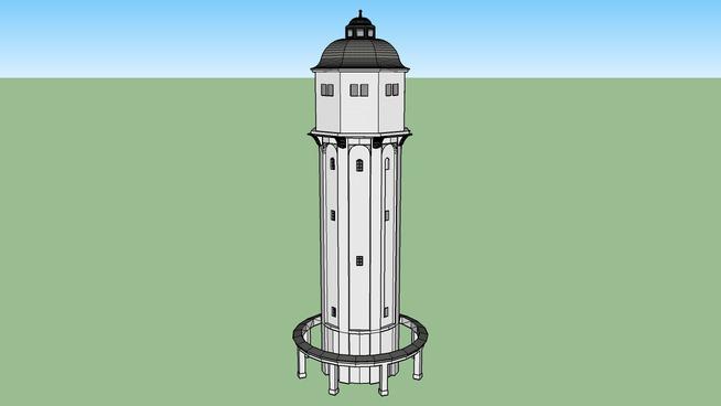 Wasserturm Hohen Neuendorf