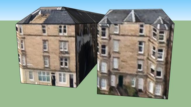 Building in Edinburgh EH4 1AW, UK