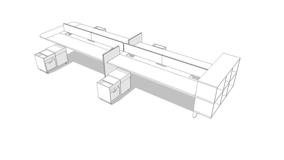 Watson Tonic™ 2 Segment Bench