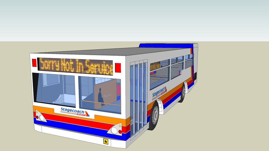 Stagecoach Vinex FE12 STB