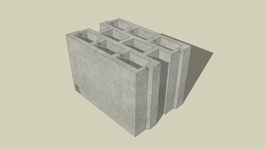 SUPERSTONE | Boltar din beton | Cinder block