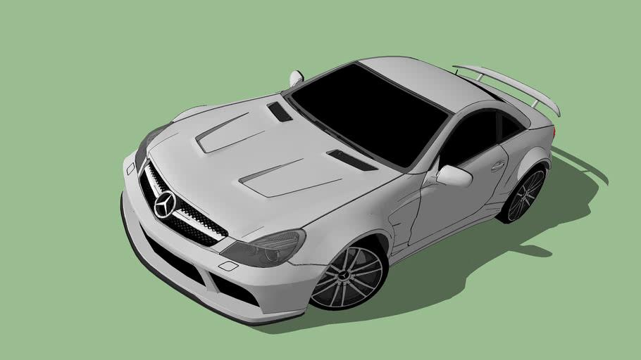 Mercedes - Benz SL65 AMG Black Senies 2009