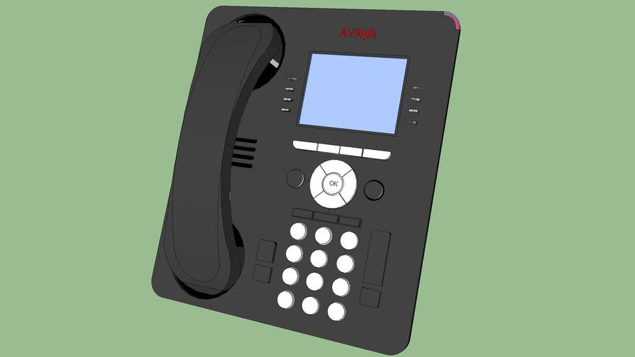 Avaya 9611G IP (H.323 & SIP Capable) Set