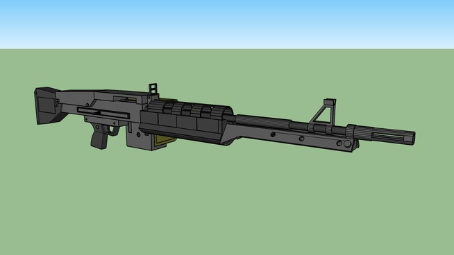 mk2010 light machine gun