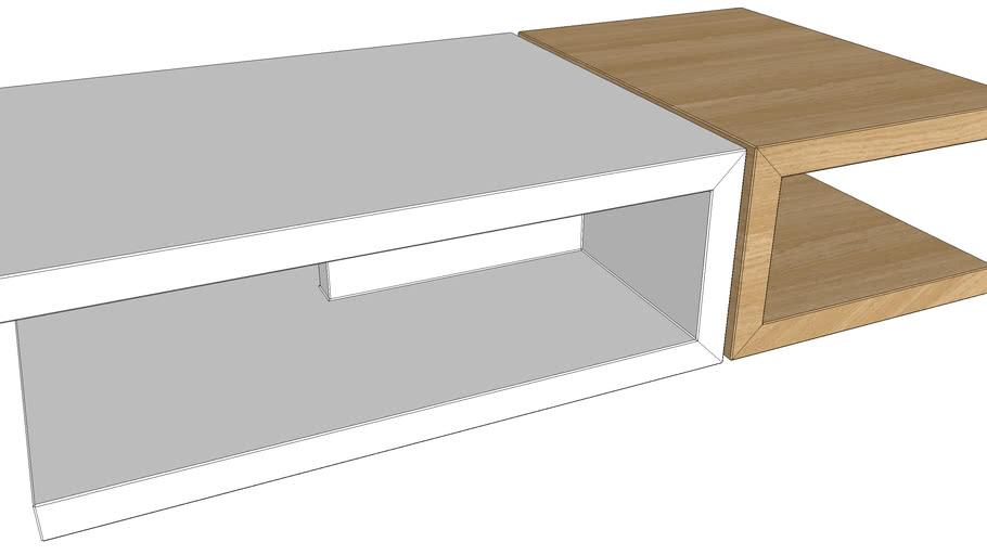Minimalist Coffee Table