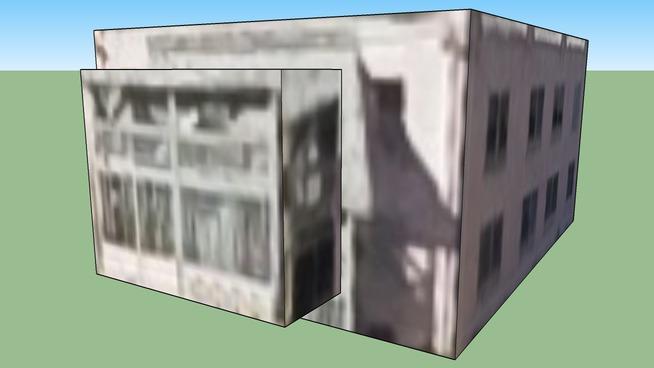 Budova na adrese Miami, Florida, Spojené státy americké