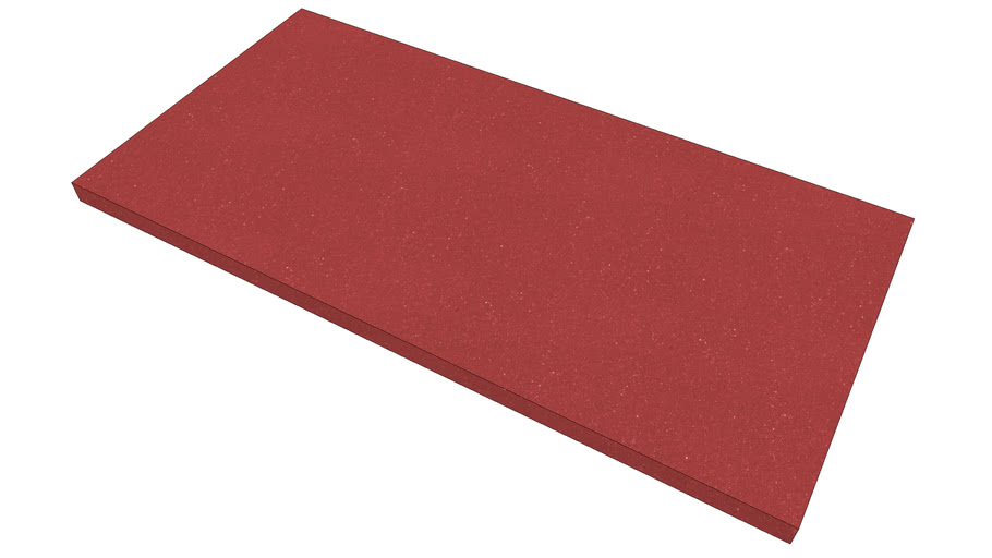 EliAcoustic Regular Panel 120.4 Pure Red