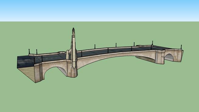 Pont de la Tournelle Bridge