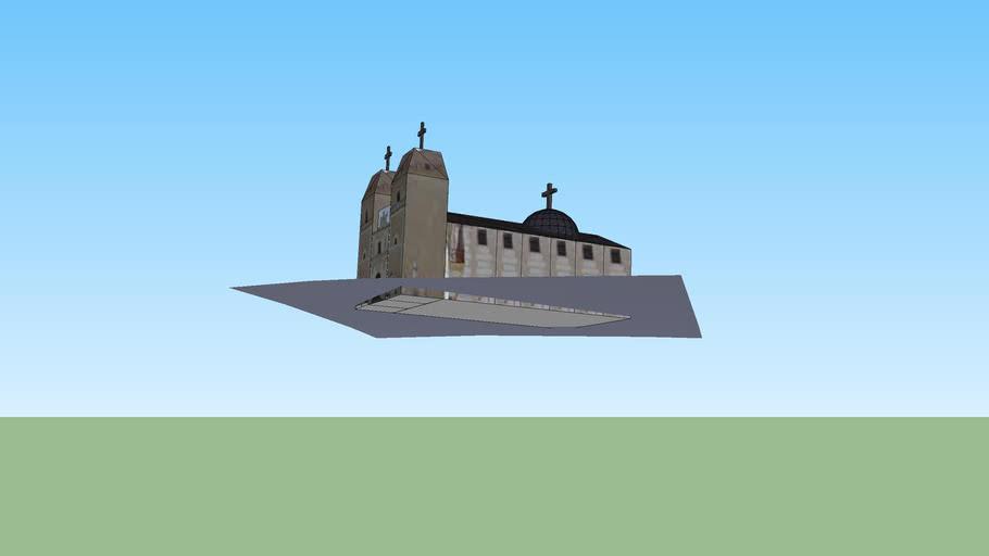 Iglesia de la encarnacion.velez rubio