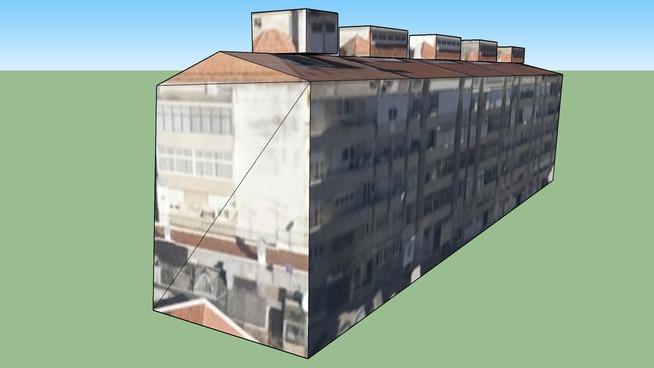 Budova na adrese Distrikt Lisabon, Portugalsko