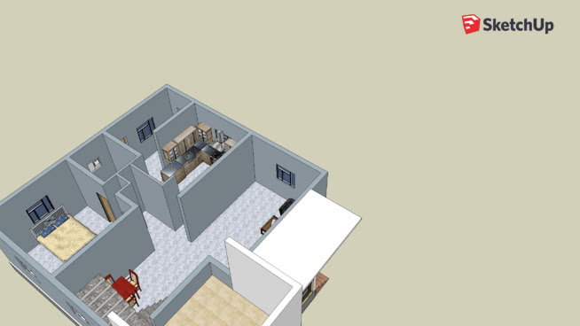 afsal new home 1500 sq ft