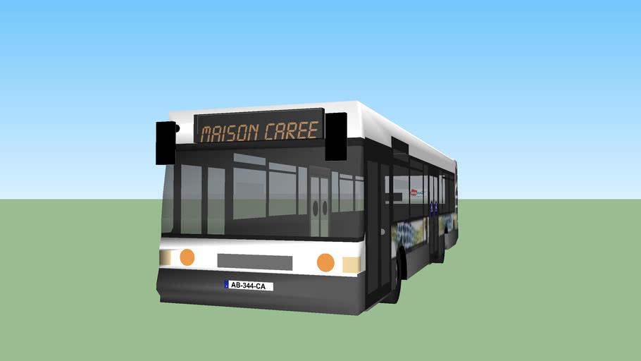 Bus TanGO! ( Transports de l'Aglommération Nîmoise )