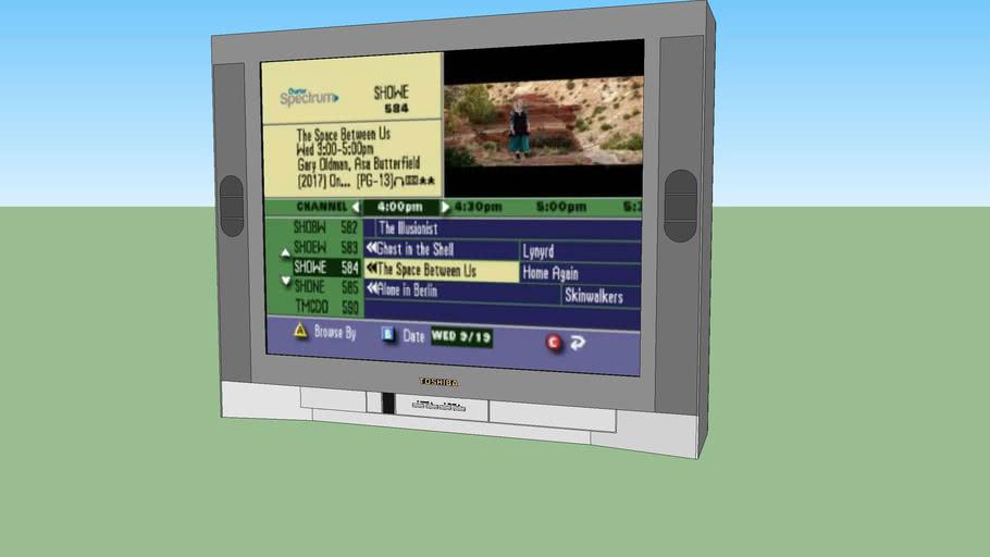 """Toshiba 27"""" CRT TV (27AF45)"""