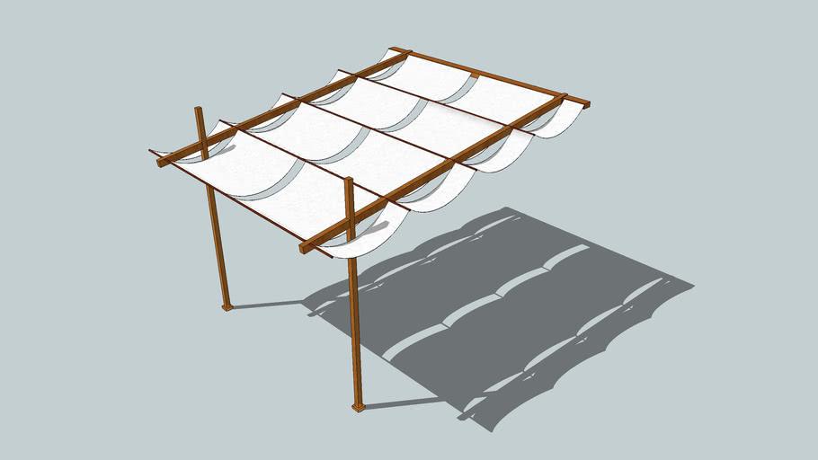 Tent - sail