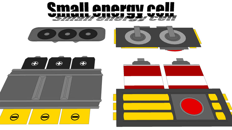 Small energy cell