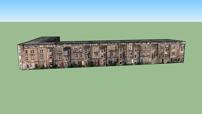 Bâtiment situé Edimbourg EH8 9RE, Royaume Uni
