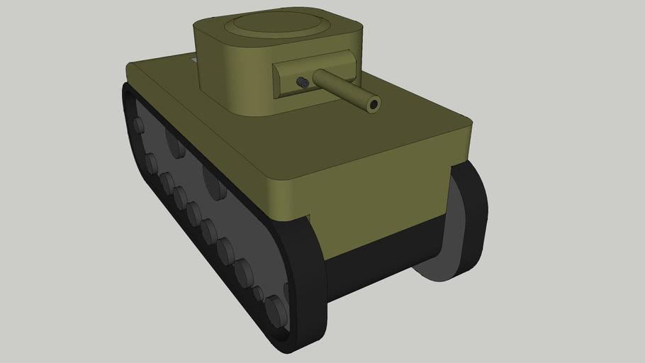 """UIR """"Redemption"""" tank"""