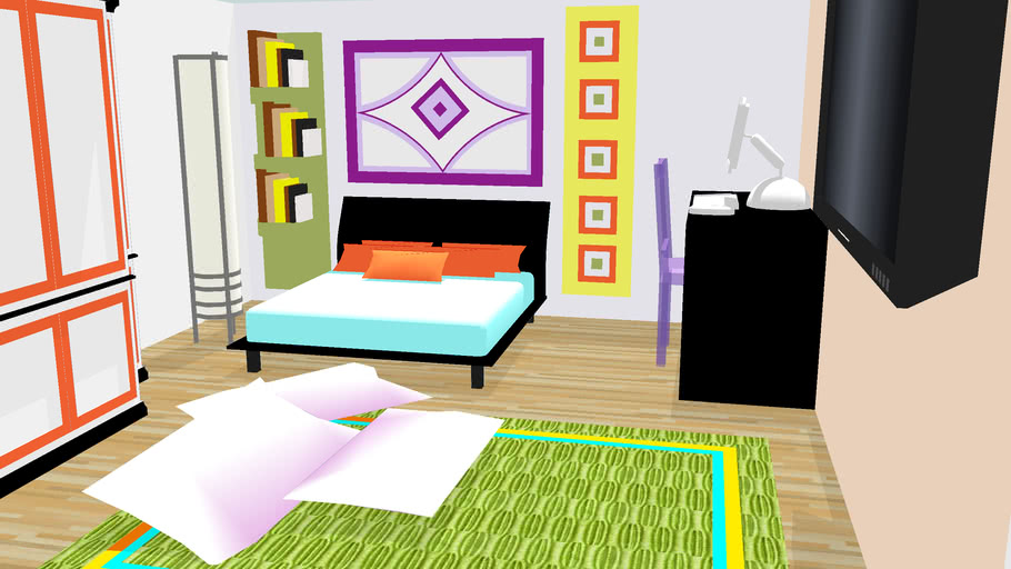 cult bedroom