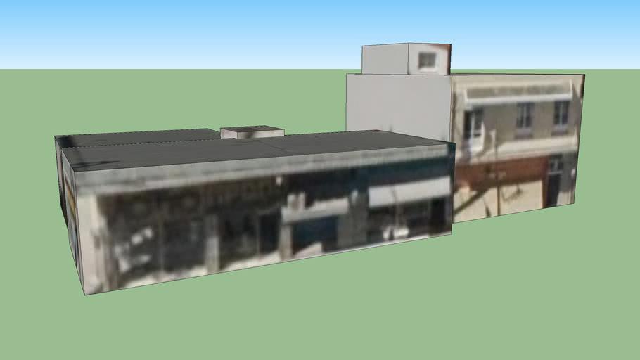 Building in Egaleo, ebrou 1 block buildings