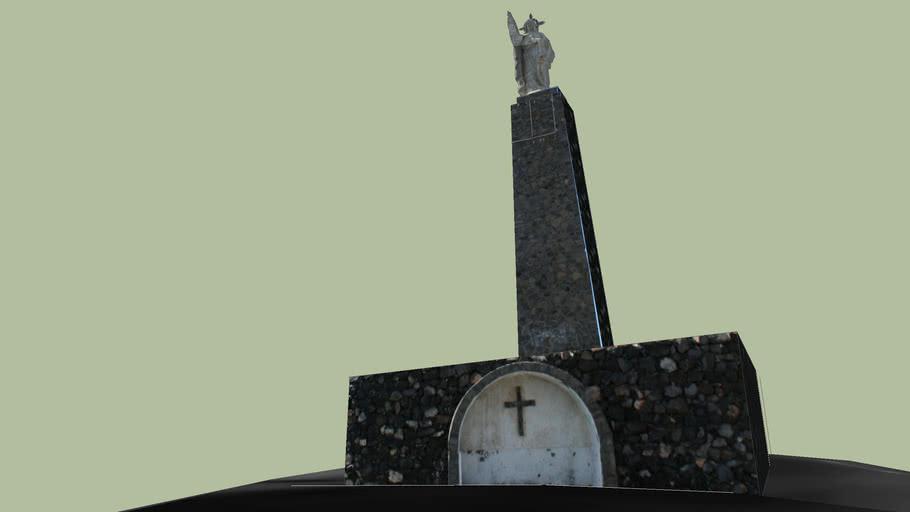 monumento al sagrado corazon de jesus