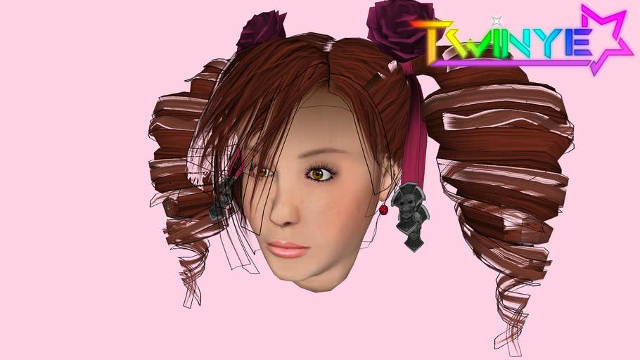 Marie Rose Soriel cabelo | Hair